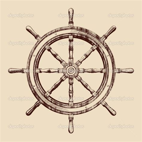 boat steering wheel drawing best 25 ship wheel ideas on pinterest