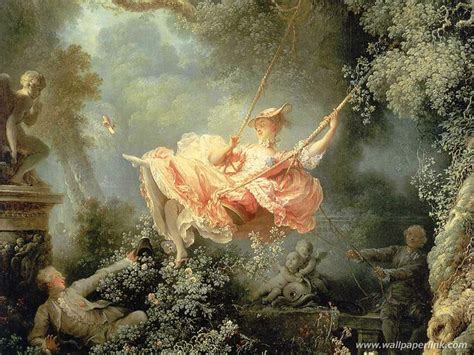 jean honoré fragonard the swing the swing by jean honor 233 fragonard a plethora of
