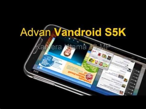 Advan S5f By Android Gamer contoh advan s5f doovi