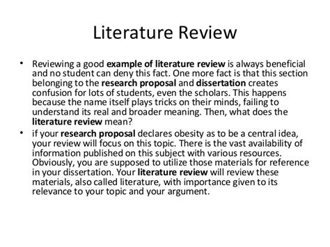 how to do review of literature in a research paper title abstract introduction literature review