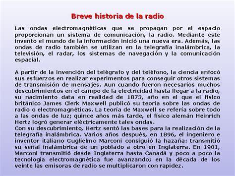 la lengua como base de la cultura monografias la radio introducci 243 n transmisor modulaci 243 n