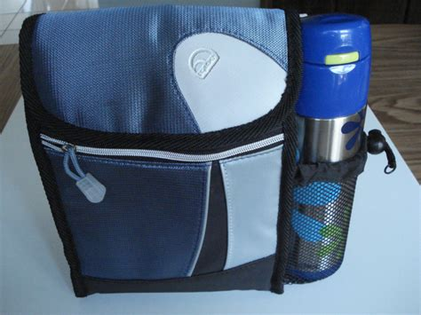 igloo insulated lunch bag cooler tote with ss thermos nwot