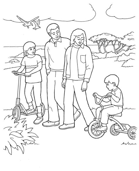 lds coloring pages 214 best images about lds children s coloring pages on