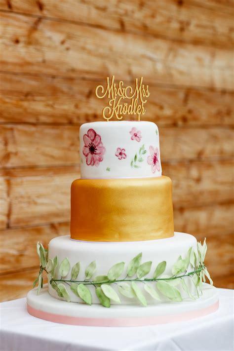 Hochzeitstorte Blumen by Hochzeit Feiern Im Bootshaus Backlinse