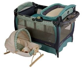 most comfortable pack n play graco pack n play playard with cuddle cove rocking seat