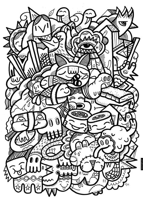 crazy patterns coloring pages cute coloring page art group pinterest coloring