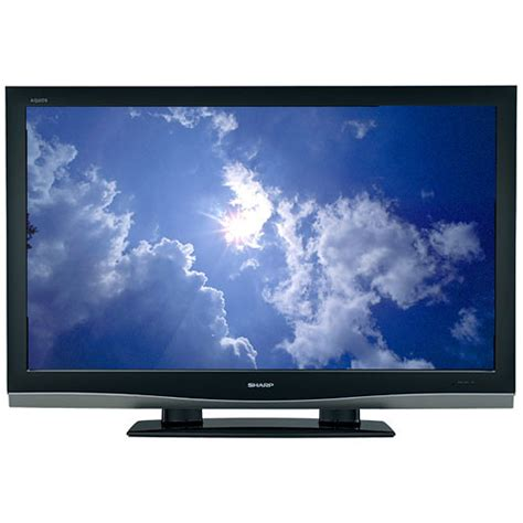 Tv Sharp Aquos Lc 32le260i sharp lc 52p7m 52 quot aquos multi system 1080p lcd tv lc 52p7m