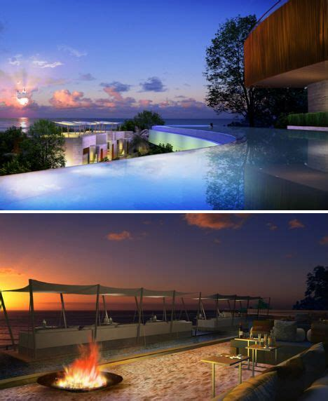 infinity pool death invisible edges death defying infinity pool designs