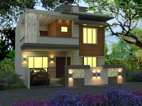 beautiful small homes photos ghar planner leading house plan and house design