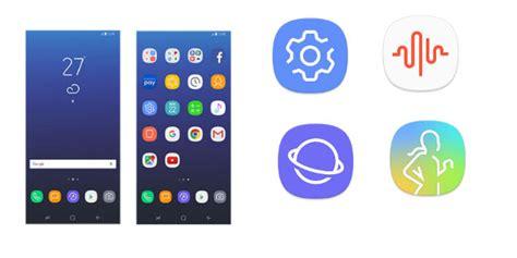 galaxy s8 so kommt der neue launcher auch aufs galaxy s7 samsung galaxy s8 screenshots gew 228 hren blick auf den launcher und icons androidblog ch
