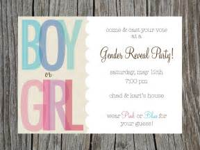 gender reveal invitation printable by printyourheartout