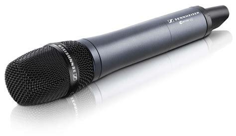 Mic Wirelles Sennheiser Ew 135 G4 sennheiser ew 135 p g3 a handheld wireless microphone system agiprodj