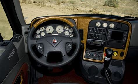International Prostar Interior by Car And Driver
