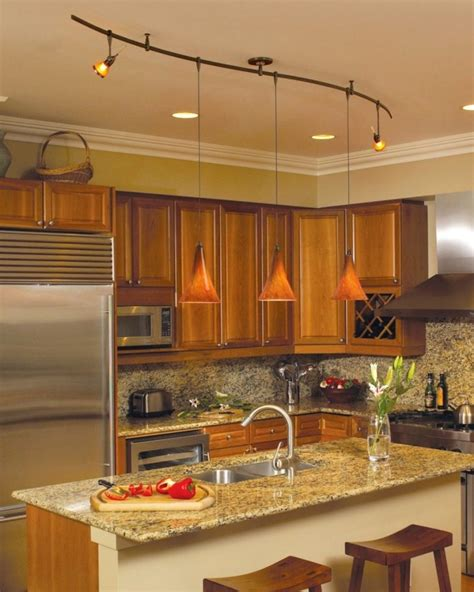 track lighting for vaulted ceilings kitchen ceiling rustic