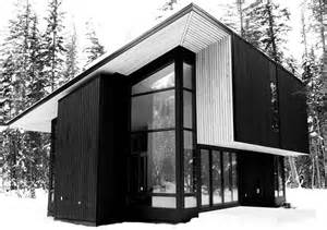 form amp forest s pioneer prefab cabin small house style