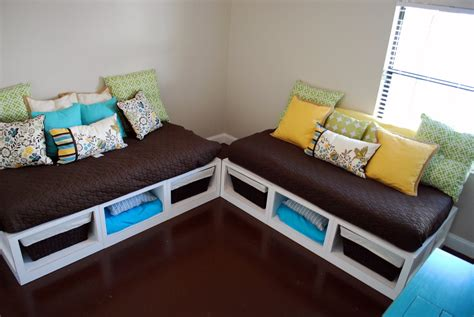 diy day bed ana white stratton daybeds times two diy projects