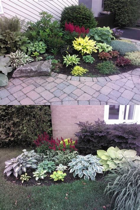 Front Yard Landscape Pictures Low Maintenance More Planting Ideas For Low Maintenance For The Front Yard