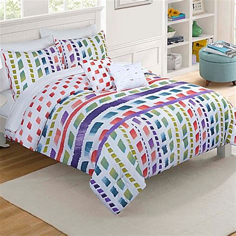 paris twin bedding buy vue 174 paris reversible comforter set from bed bath beyond
