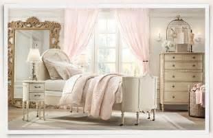 Pink And Gray Girls Bedroom - elegant bedroom for girls home design