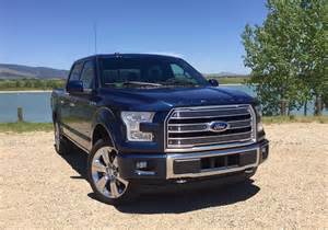 Ford F150 Grills 2016 Ford F150 Limited Grille The Fast Truck