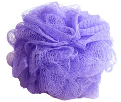 How To Make A Shower Pouf by Bath Poof Pouf