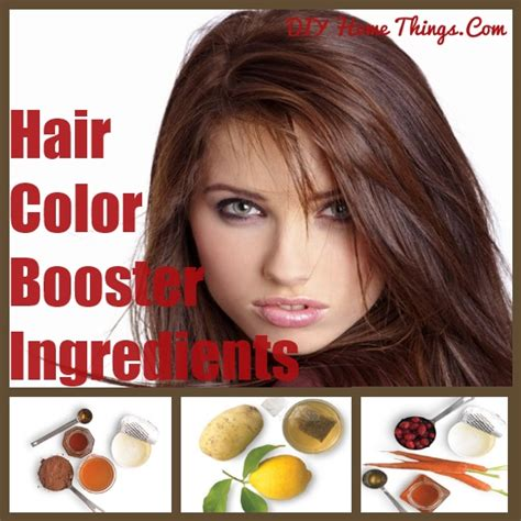 hair color booster diy hair color boosters with kitchen ingredients diy