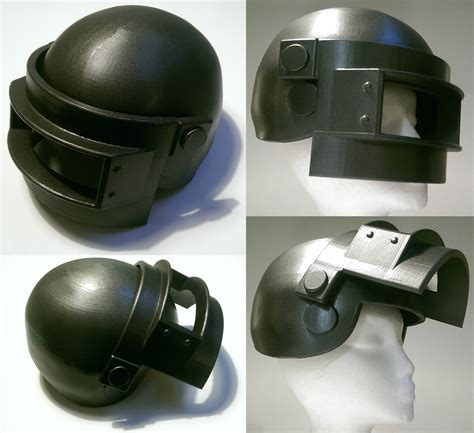 pubg helmet custom props cosplay and film
