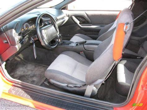 1995 Camaro Interior Parts by 1995 Chevrolet Camaro Z28 Coupe Interior Photo 49649180