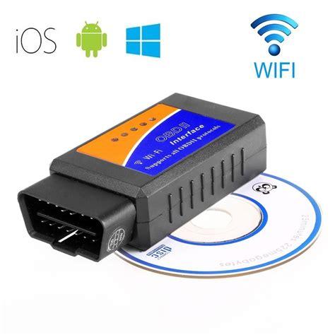 Car Diagnostic Obd2 Obdii Elm 327 V 15 Wifi Scanner Original best elm327 wifi easydiag auto obd2 diagnostic tool elm 327 wifi obdii elm327 scanner v 1 5