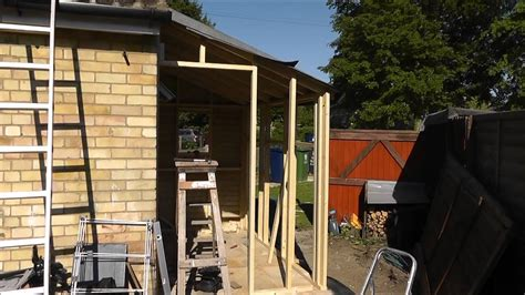 building  lean  utility room projectwmv youtube
