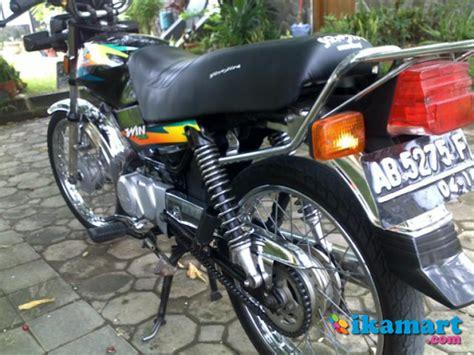 Jual Alarm Motor Yogyakarta jual honda win 2001 jogja motor