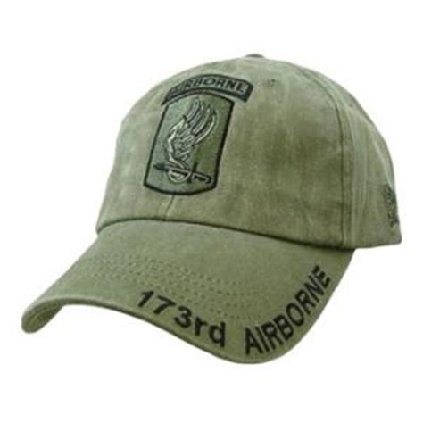 Topi Baseball Import Us Airborne Navy 173rd airborne cap od green flying tigers surplus