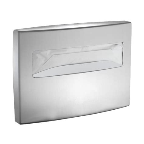 toilet seat covers dispenser asi 20477 sm surface mount stainless steel toilet seat