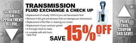Oem Acura Parts Coupon by Acura Transmission Flush Service Az