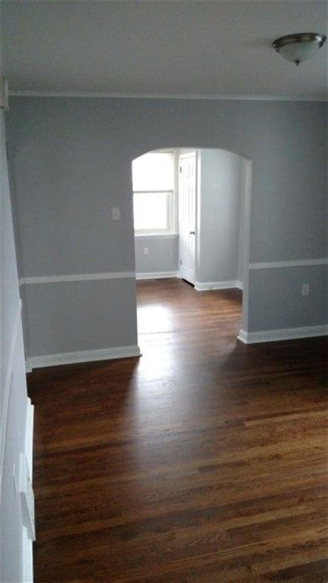 hardwood floors minwax and behr on