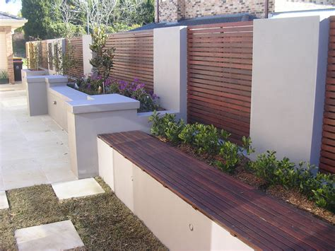 Retaining Walls Melbourne Landscaping Rendered Garden Wall