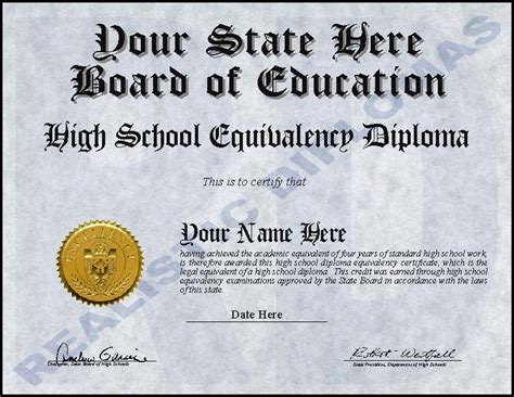 free ged diploma template ged certificate pictures to pin on