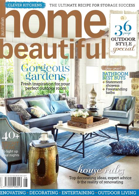 homes magazine 2013 august issue of home beautiful magazine