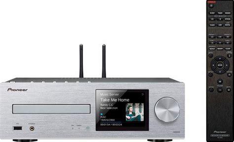 pioneer audio xc hmd microanlage  res deezerspotify