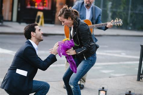 Marriage Proposal With The Best Reaction   The Heart