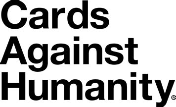 Blank Cards Against Humanity Template by Cards Against Humanity Your Meme