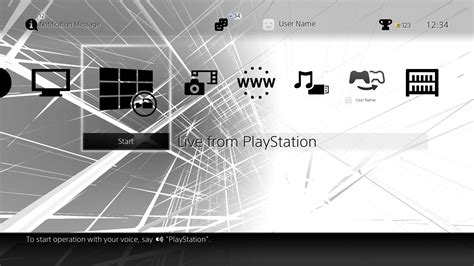 custom themes on ps4 ps4 custom dynamic themes available if you have a devkit