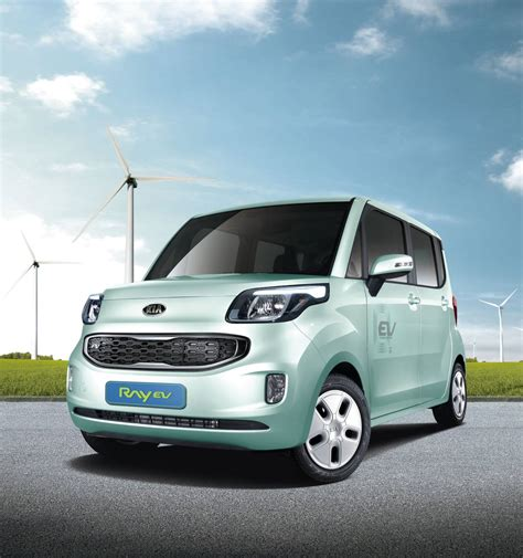 kia motors korea kia motors korea s electric vehicle unveiled