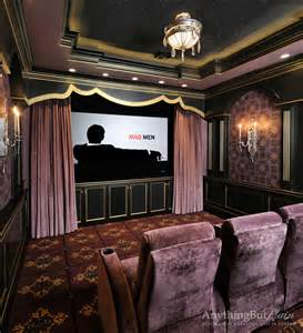 Home Theater Design Group by Jane Page Design Group Traditional Home Theater