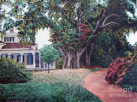 Live Oak Gardens live oak gardens jefferson island la by todd a blanchard