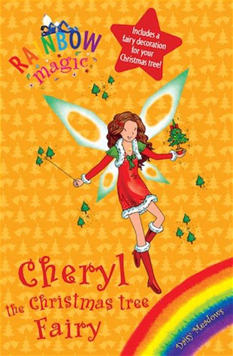 rainbow magic special cheryl the christmas tree fairy