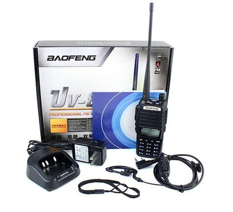 Ht Handy Talkie Radio Sepasang Flyrose Walkie Talkie 1 Pair handheld baofeng uv 82 two way radio 8 watt range pmr walkie talkie buy walkie talkie