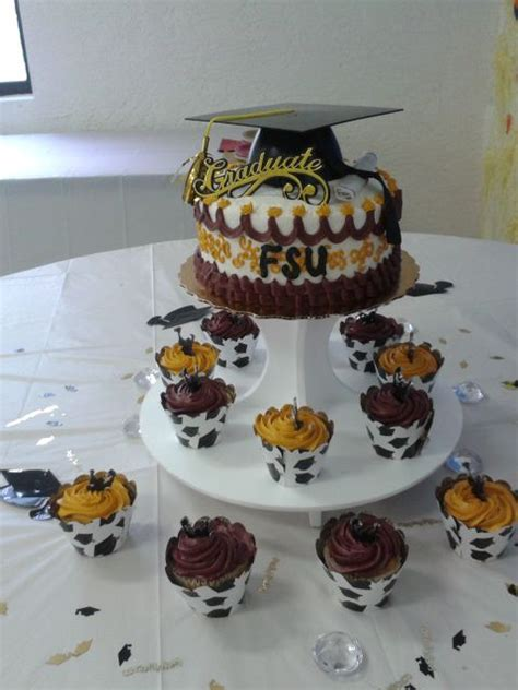 images  fsu cake ideas  love  pinterest football birthday cakes  florida