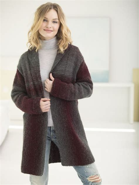 free sweater knitting patterns circular needles westchester cardigan knit free pattern circular