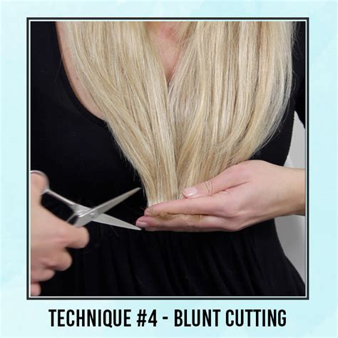 how to blend lines hair how to cut hair extensions to blend zala clip in hair